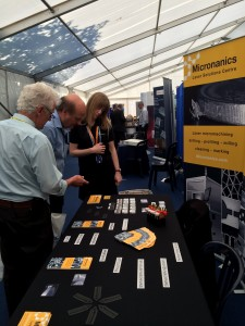 STFC Rutherford Exhibition, Harwell